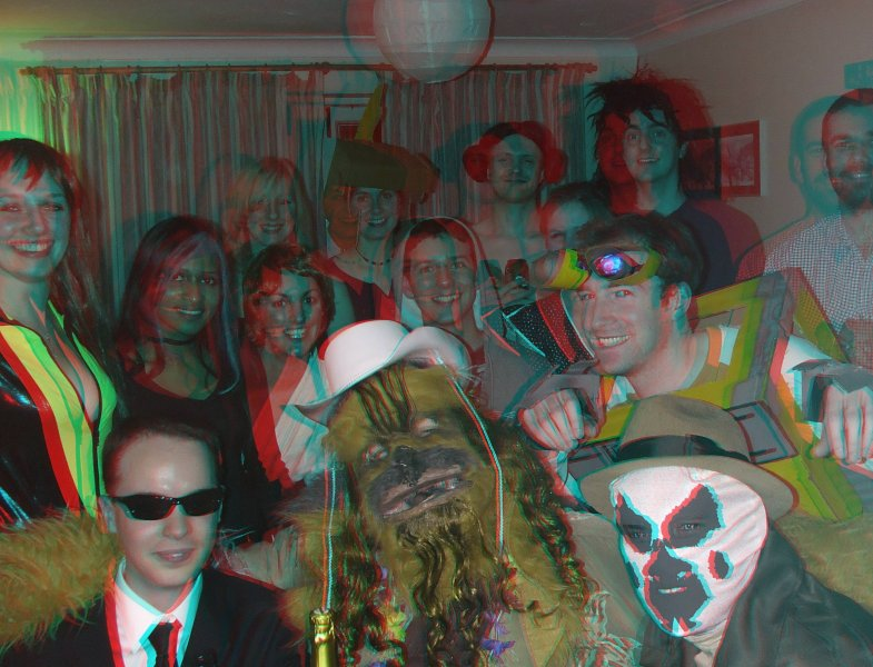 3D Fancy Dress