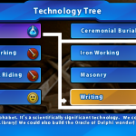 CivRev Technology Tree